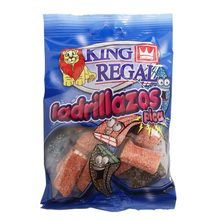 Ladrillazos with pica pica, teabag 100g, King Regal