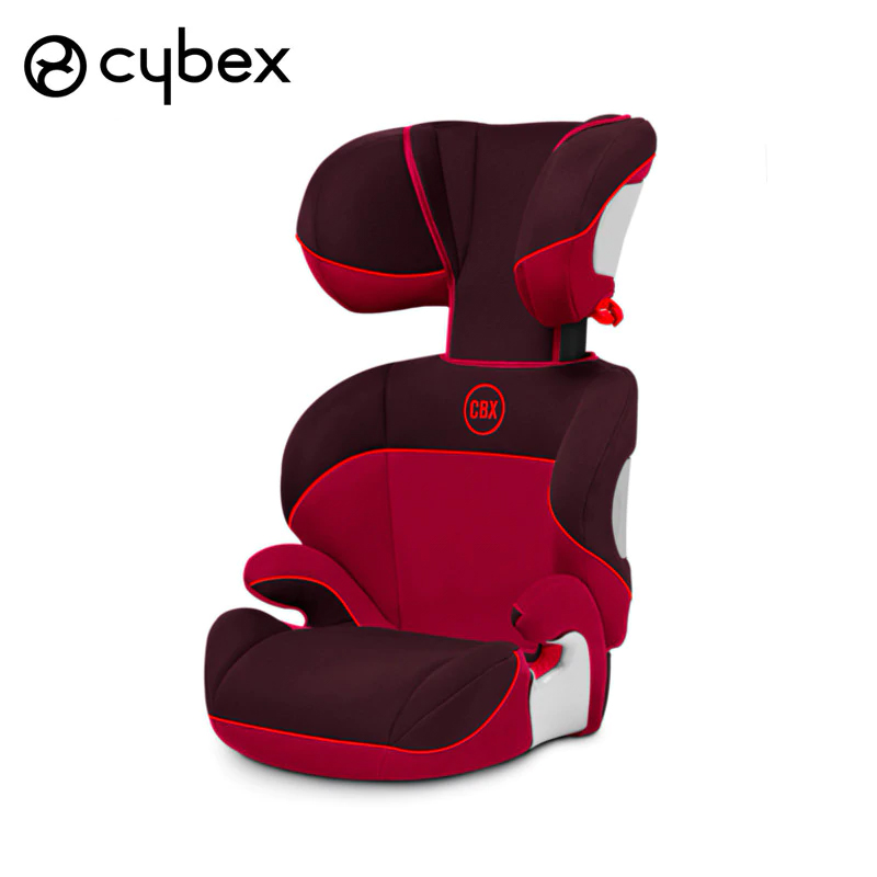 Child Car Safety Seat Cybex Solution CBX 3-12 years, group 2-3, 15-36 kg kidstravel недорого