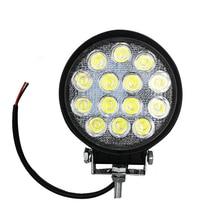 자동차 LED 오프로드 지프 4x4 4WD AWD Suv ATV 12v 24v 운전 램프 오토바이 안개등 전조등