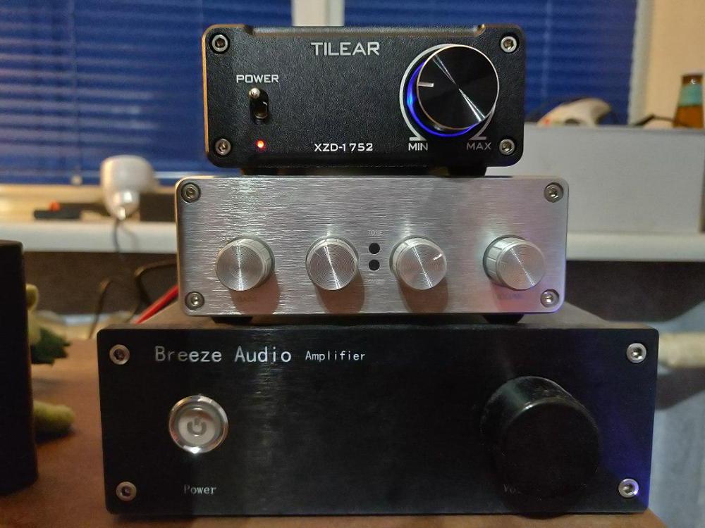 -- Amplificador Potência Ne5532