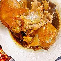 太太乐鲍汁蚝油鸡~的做法图解8