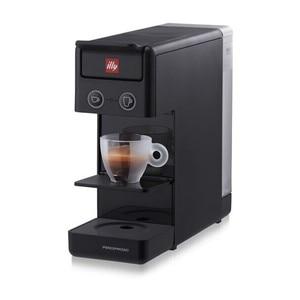 Illy coffee machine for Iperespresso capsules black Nero Y3.3