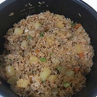 五花肉土豆焖饭的做法图解8