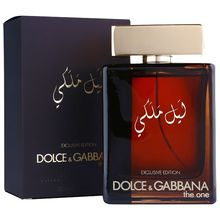 DOLCE & GABBANA The One Royal Night eau de parfum 150ml original