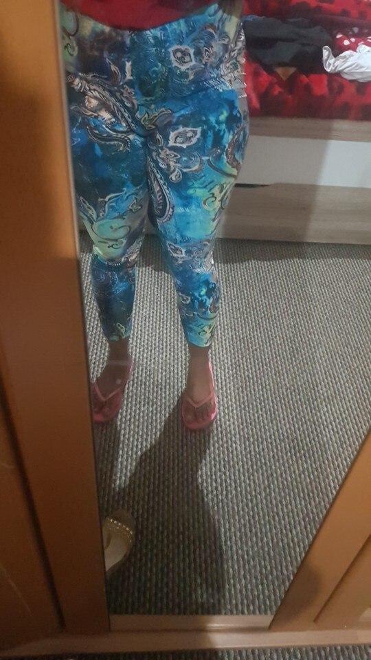 Women's Elastic Fitness Leggings photo review