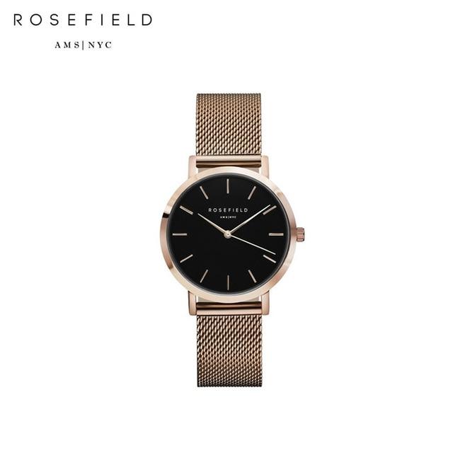 Наручные часы Rosefield TBR-T59 женские кварцевые на браслете