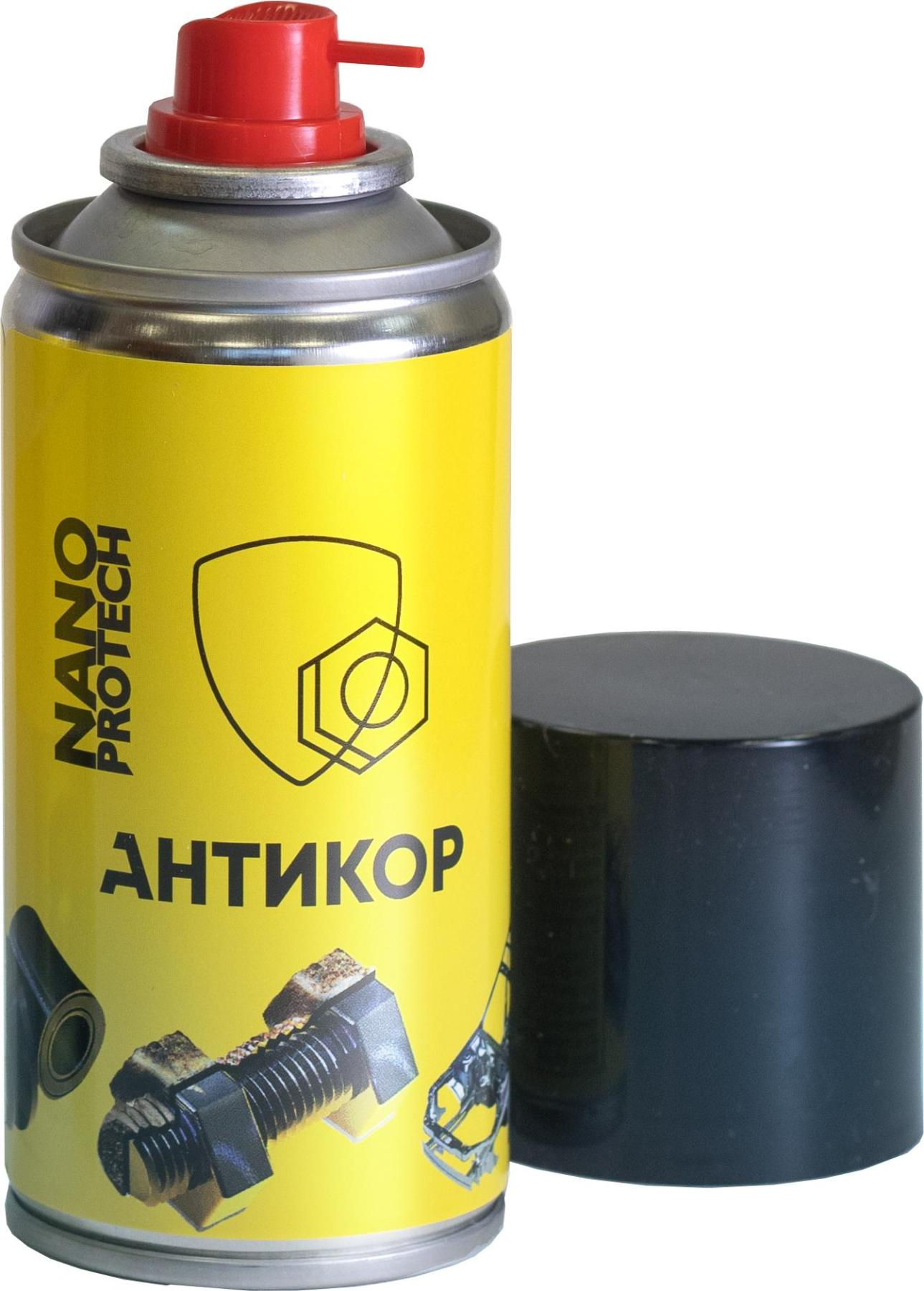 Protection NANOPROTECH Super Anticorrosive