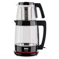 Shaye Glas Tee Maker Schwarz|Teebereiter|Haushaltsgeräte -