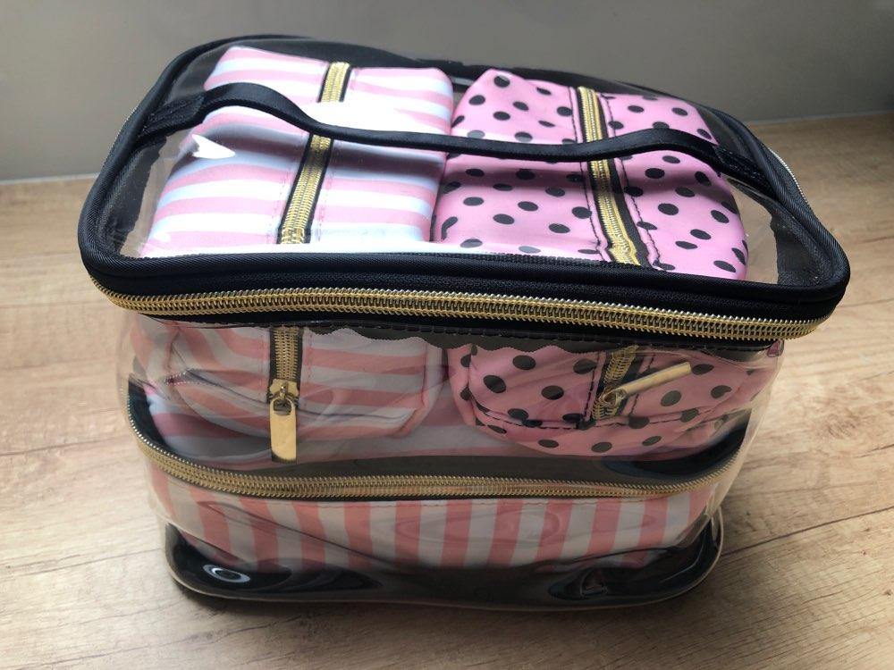 Bolsas p/ cosméticos necessaire necessaire viagem