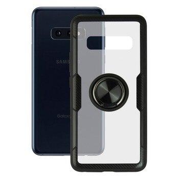 Прозрачный корпус с кольцом Galaxy S10e 360