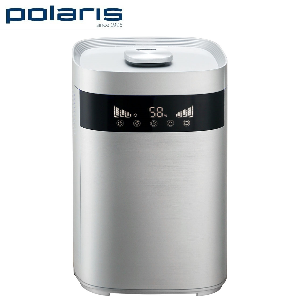 Ultrasonic air humidifier Polaris PUH 4570 TFD clean  cleaner home purifier household appliances for