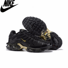 Sneakers Running-Shoes Tn-Plus Nike Air-Max Sports Original Authentic Air-Cushion Lightweight