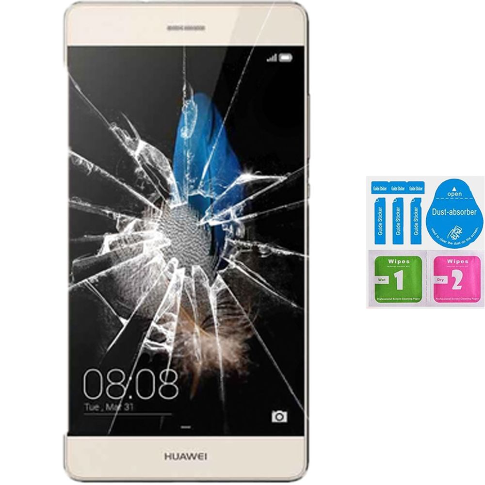 Screen Protector Tempered Glass Vidrio Para For HUAWEI P8 LITE 2016 (Generico, Not Full