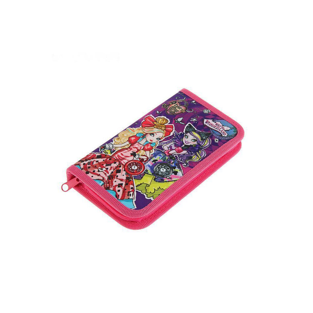 Pencil Case Ever After High Country Wonderland zipper цена