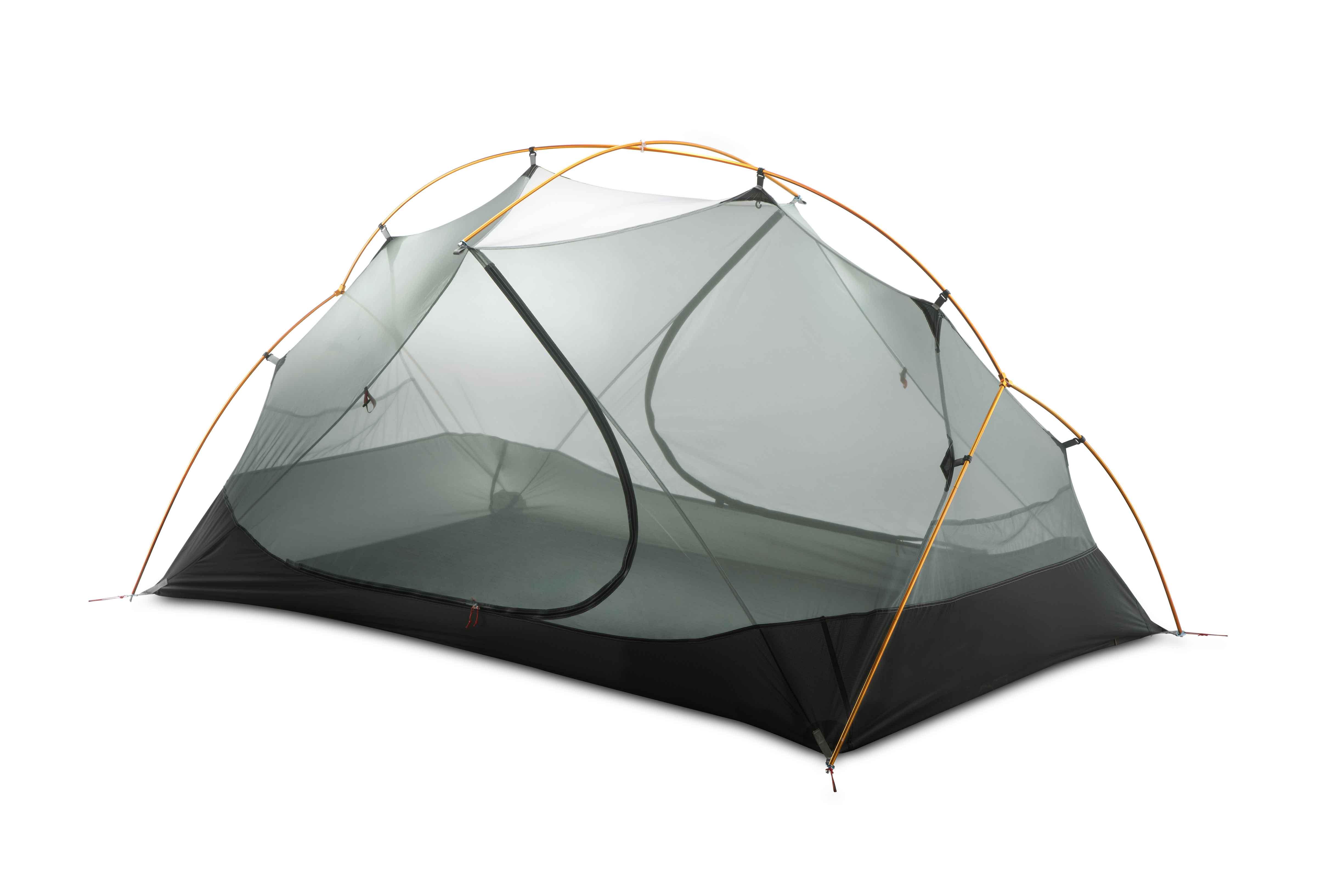 3F ul gear 2 человека 3/4 сезон Внутренняя палатка дышащая Сверхлегкая палатка для MRS Hubba Внутренняя палатка