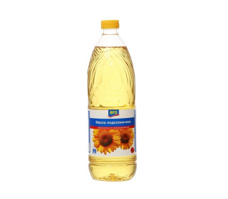 Масло подсолнечное ARO р/д, 0,9 л