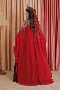 Image 2 - Hurrem robe de mariée, fiançailles, Caftan Style bras, henné, Mariage turc, 2020