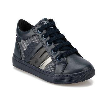 FLO SYNDRA 9PR granatowe męskie buty dziecięce KINETIX tanie i dobre opinie ALLIGATOR Korka Chłopcy