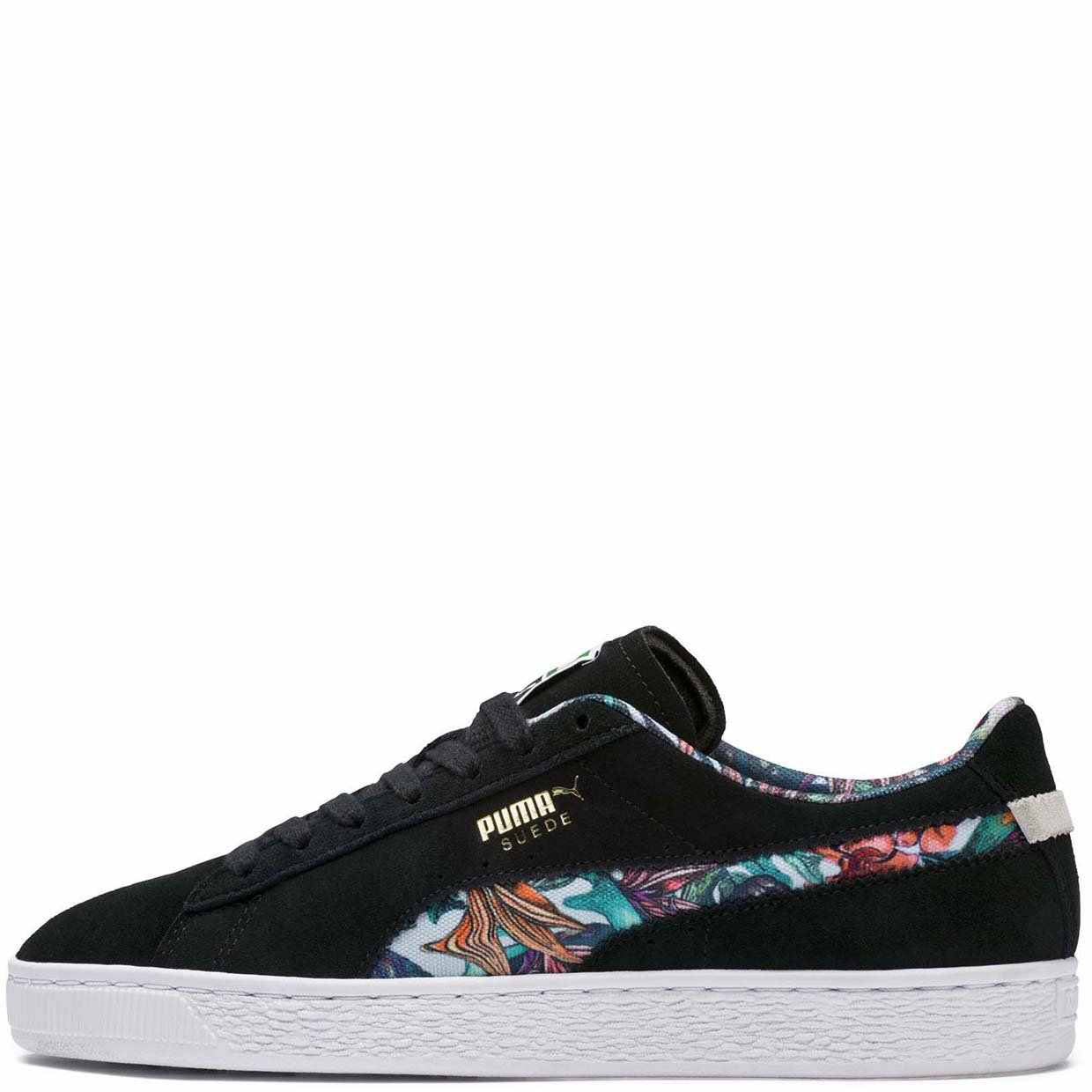 puma suede running shoes