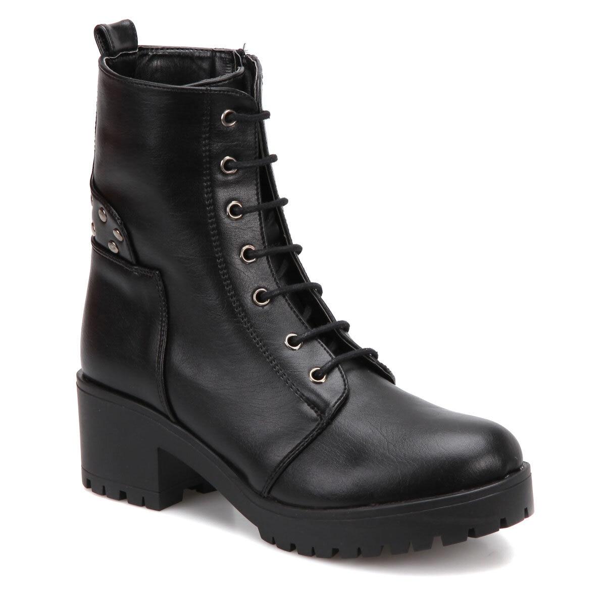 FLO W303 Black Women Boots BUTIGO