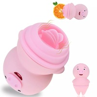 Piglet nipple vibrator, massager, intimate toys, breast augmentation, FREE SHIPPING [warehouse in RUSSIA]