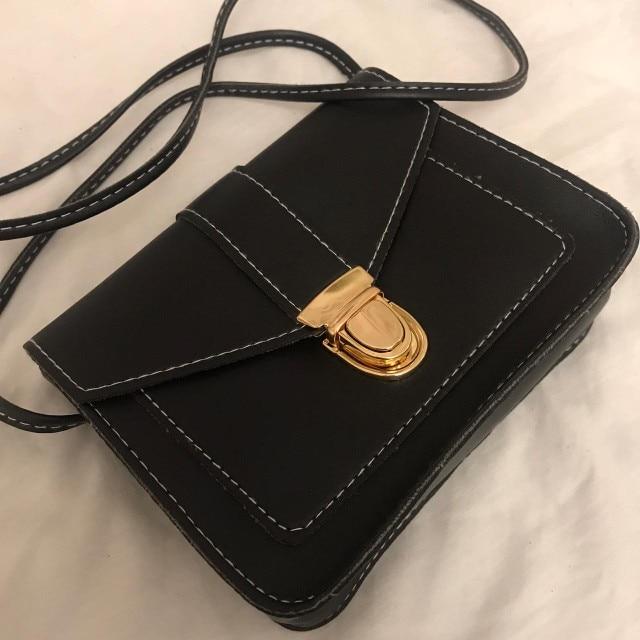 Leather Small Handbag