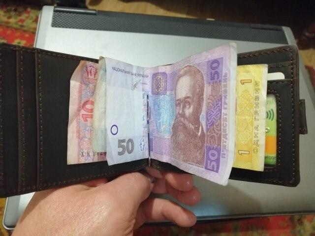 Clipe de dinheiro Cartão Cartão Grampo