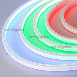 027957 Flexibele neon ARL-MOONLIGHT-1516-DOME 24V RGB [12 W, IP67] Катушка-15. ARLIGHT-Светодиодный decor/Flexibele neon ^ 65