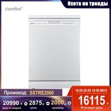 Отдельностоящая Посудомоечная машина Comfee CDW600W Ширина 60см 12 комплектов 4 программы