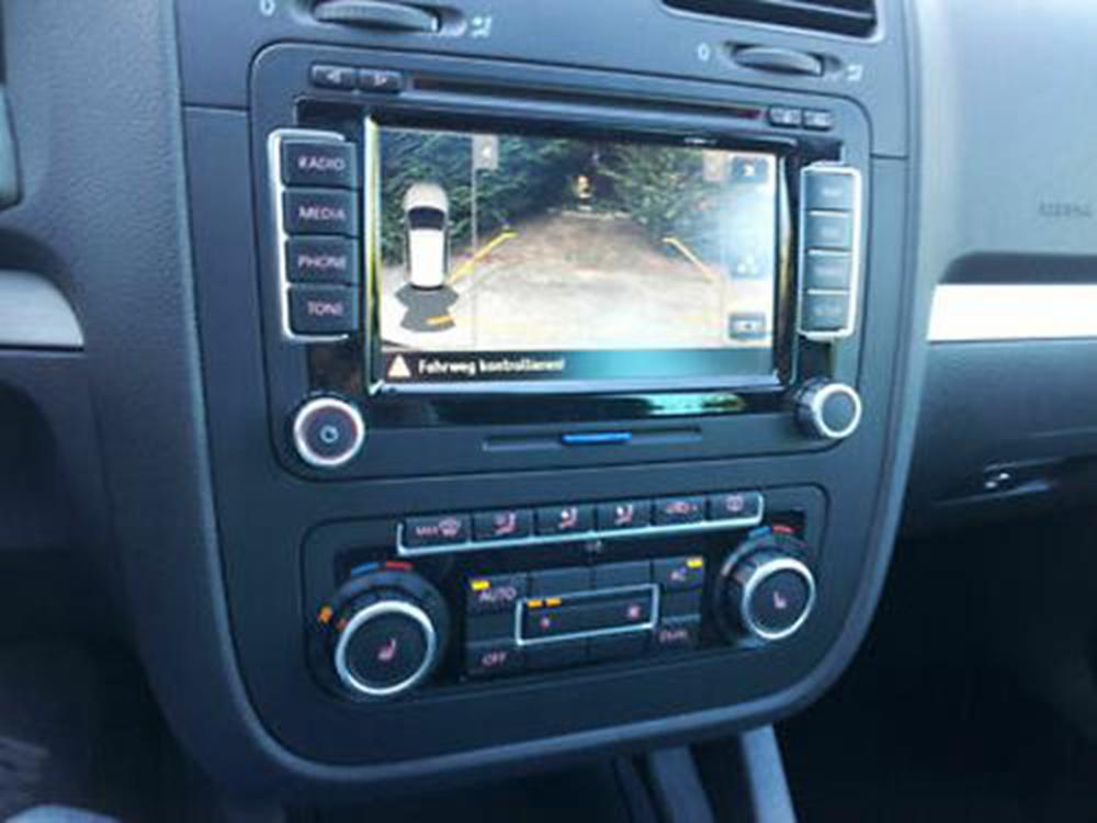 Центр тире радио отделка Surround MK6 Climatronic(1K0 858 069 N) для VW MK5 MK6 Jetta MK5