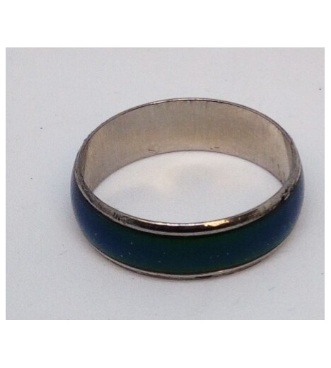 RING MOOD Color Changing Stone