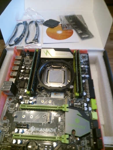 -- Motherboard Huananzhi Motherboard