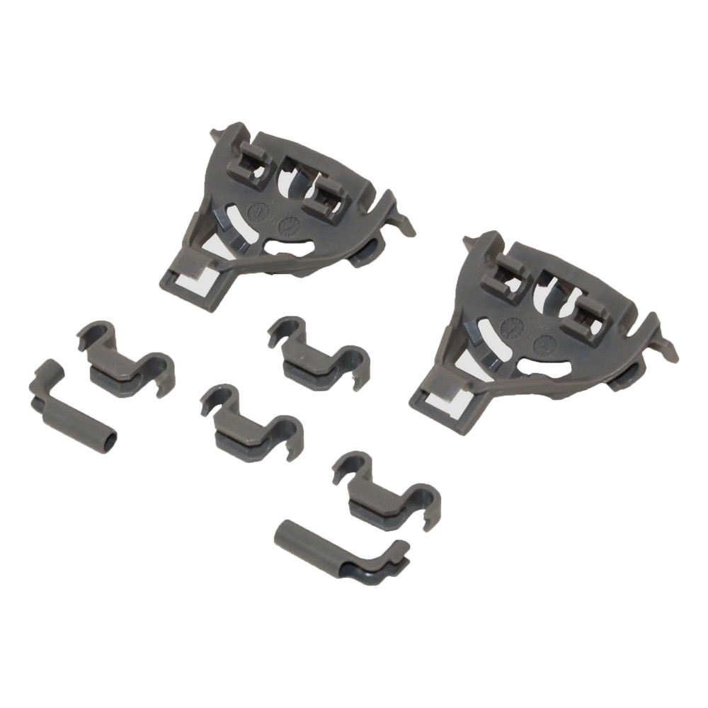 Dishwasher Cutlery Basket Support clips Replacement For Bosch, Neff & Siemens  00428344Dish Washer Parts   -