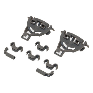 Dishwasher Cutlery Basket Support clips Replacement For Bosch, Neff & Siemens 00428344()