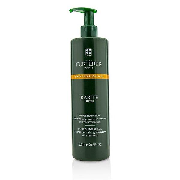 Moisturizing Shampoo Karite Nutri René Furterer (600 Ml)