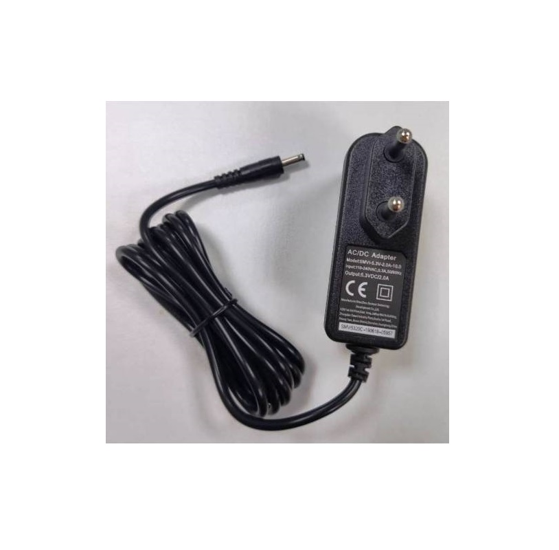 The Power Supply Unit (charger) Is Pulse 5,3V, 2A (plug 3,5х1,35 Mm., Into The Socket) For