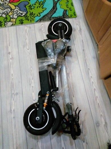 -- Drive52v Scooter Elétrico
