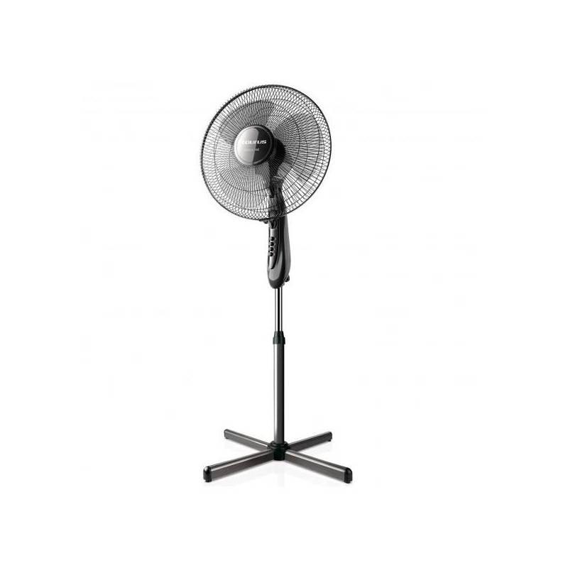 Stand Fan Taurus 16C 45W Black