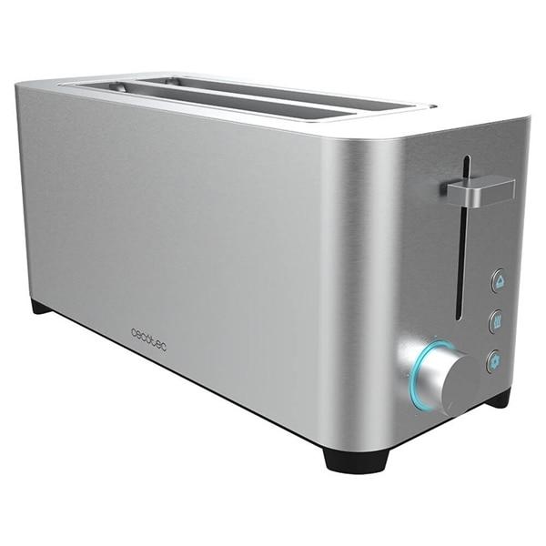 Toaster Cecotec YummyToast Extra Double 1400W Grey|Toasters| |  - title=