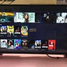 Télévision numérique HDR Ultra fine, sans fil, multilingue, intelligence artificielle rapide