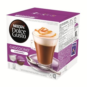 Chococino Caramel Nescafé Dolce Gusto, 8 cups