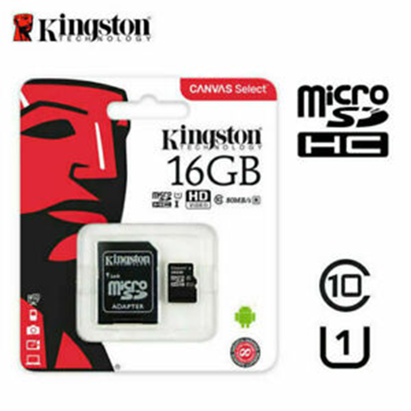 CARD MEMORY's 16 Hard GB, MICRO SD