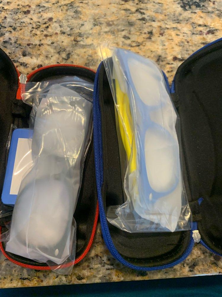 Óculos Infantil Original de Proteção Anti Luz Azul e UV 400 photo review