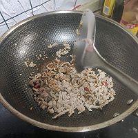 酸菜肉丝面的做法图解3