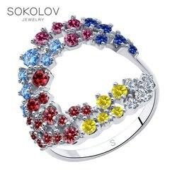Ring. sterling gümüş kübik zirkonia moda takı 925 kadın/erkek, erkek/dişi
