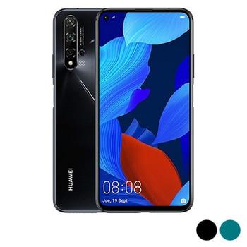 Перейти на Алиэкспресс и купить Смартфон Huawei Nova 5T, экран 6,26 дюйма, Восьмиядерный, 6 ГБ ОЗУ 128 ГБ