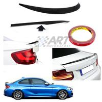 Spoiler for BMW 2 Series F22 Coupe made from Abs plastic
