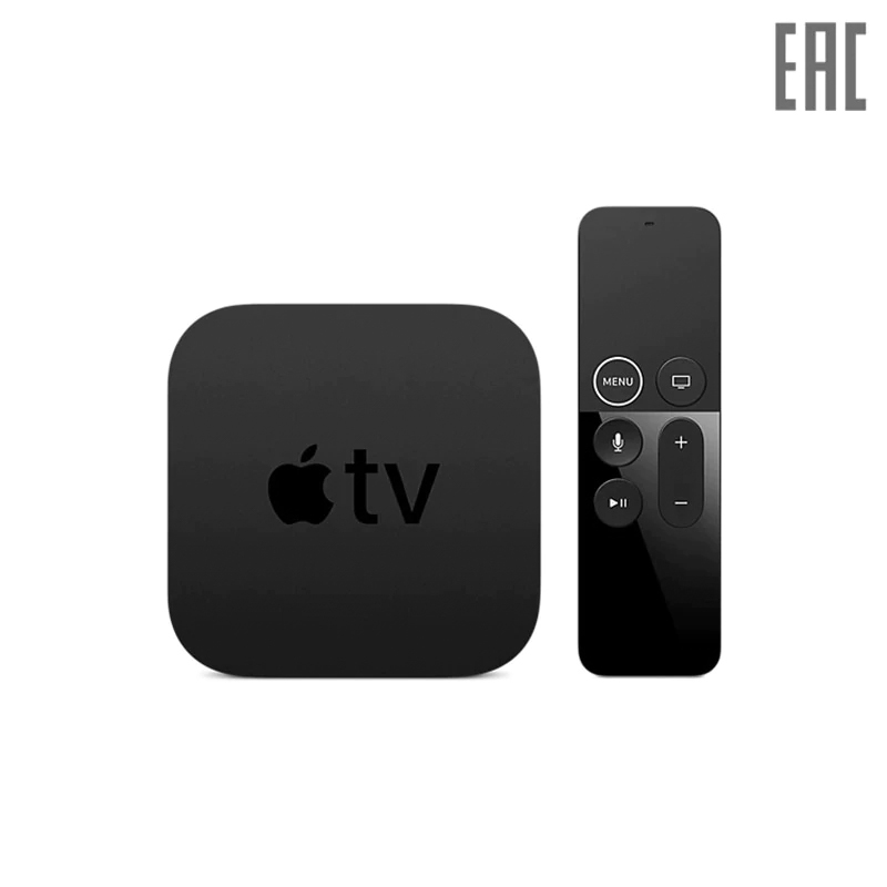 Медиаплеер Apple TV 4K (64Gb) MP7P2RS/A