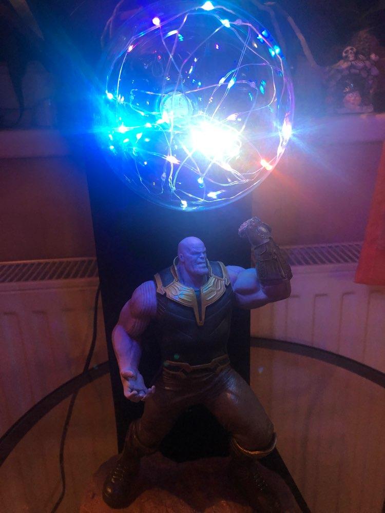 -- Vingadores Endgame Thanos