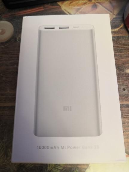 Внешний аккумулятор Xiaomi Mi Power Bank 2S 10000-in Power Bank from Cellphones & Telecommunications on AliExpress